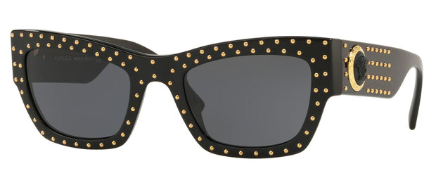 Versace 4358 Rectangle Sunglasses