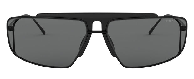 Prada MEN 50VS Rectangle Sunglasses