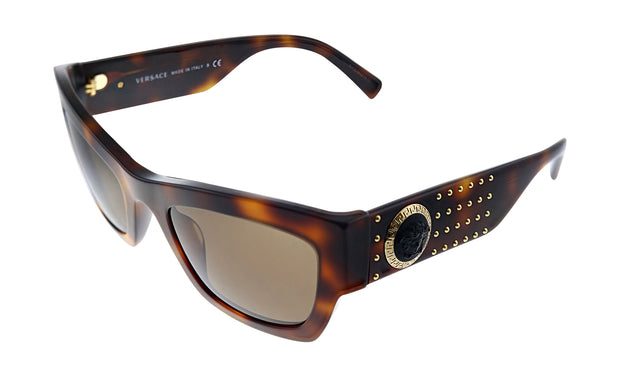 Versace VE 4358 529673 Rectangle Sunglasses