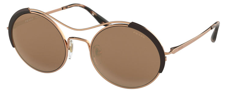 Prada 55VS Oval Sunglasses