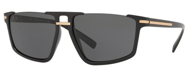 Versace 4363 Rectangle Sunglasses
