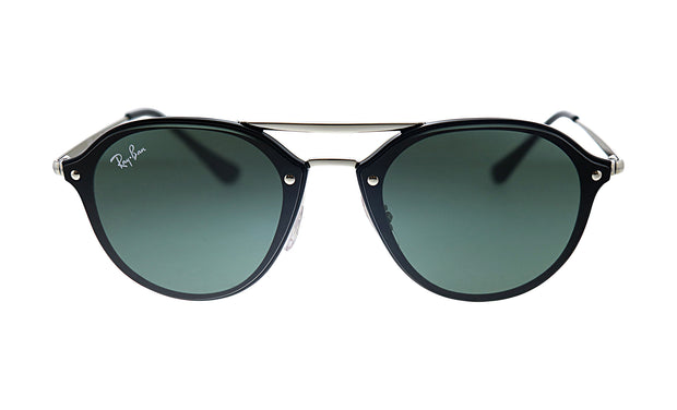 Ray-Ban Junior RJ 9067SN 100/71 Oval Sunglasses