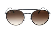 Ray-Ban RB 3614N 914413 Oval Sunglasses