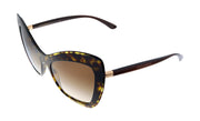 Dolce & Gabbana DG 4364 502/13 Cat-Eye Sunglasses