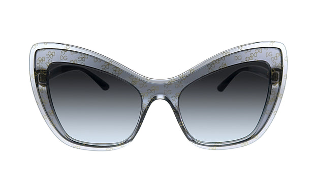 Dolce & Gabbana DG 4364 32138G Cat-Eye Sunglasses