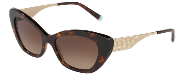 Tiffany & Co. 4158F Women's Cat-Eye Sunglasses