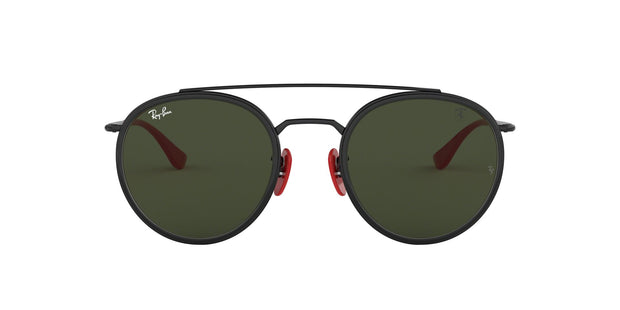 Ray-Ban Ferrari 0RB3647M Round Sunglasses
