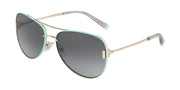 Tiffany & Co. 0TF3066 Women's Rectangle Sunglasses