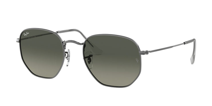 Ray-Ban 0RB3548N Rectangle Sunglasses