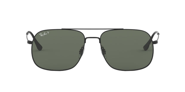 Ray-Ban 0RB3595 Rectangle Sunglasses