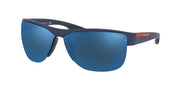 Prada LINEA ROSSA 0PS 17US Wayfarer Sunglasses
