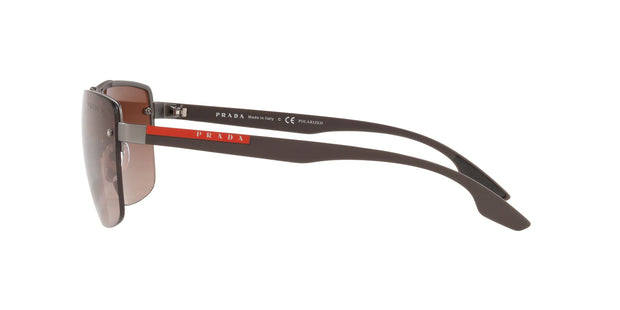 Prada LINEA ROSSA 0PS 60US Rectangle Sunglasses