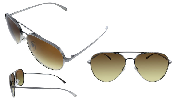 Versace VE 2217 100113 Pilot Sunglasses