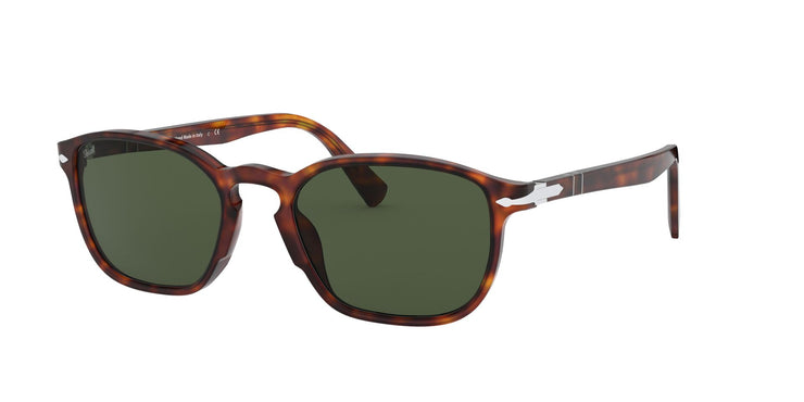 Persol 0PO3234S Rectangle Sunglasses