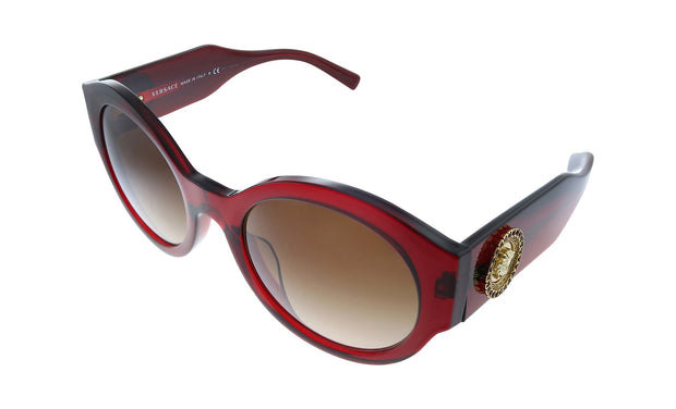 Versace VE 4380BF 388/13 Oval Sunglasses