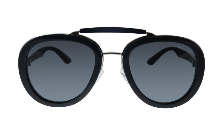 Miu Miu MU 05VS 1AB5S0 Oval Sunglasses