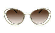 Miu Miu MU 59VS ZVN6S1 Butterfly Sunglasses