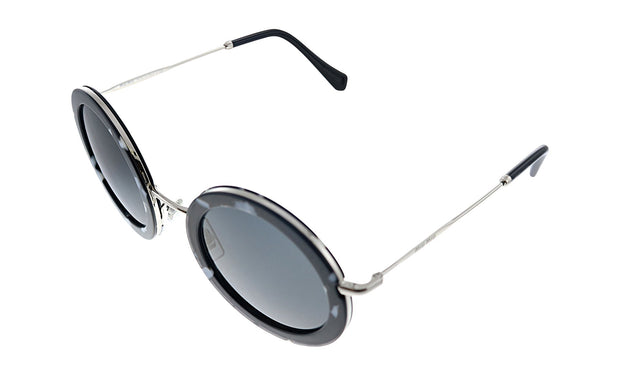 Miu Miu MU 59US PC75S0 Round Sunglasses
