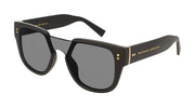 Prive Revaux Love Valentine Black Square Sunglasses