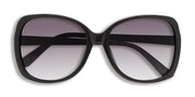 Prive Revaux Finding Florence Black Square Sunglasses