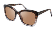 Prive Revaux THE SIENA Rectangle Sunglasses