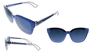 CD Diorama1 TGV Square Sunglasses