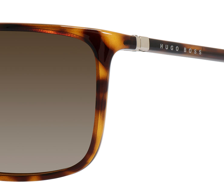 Hugo Boss 0665 Men's Rectangle Sunglasses