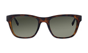 Hugo Boss BOSS 0 /S_Z Havana/Black Plastic Rectangle Sunglasses Brown Lens