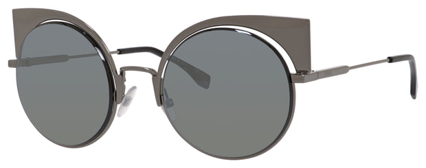 Fendi Eyeshine 0177 Cat-Eye Sunglasses