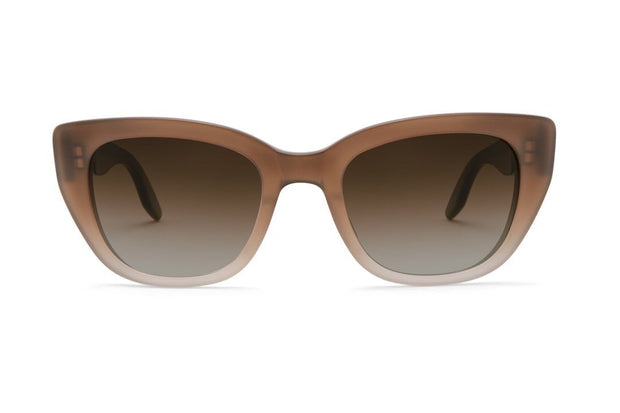 Barton Perreira Kalua Sandstone Rectangle Sunglasses