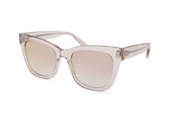 Barton Perreira Utena Hush Rectangle Sunglasses
