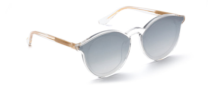 Krewe Collins Shield Sunglasses