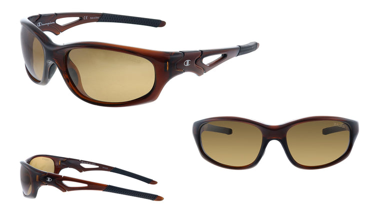 Champion CH 5027 C03 Wrap Sunglasses