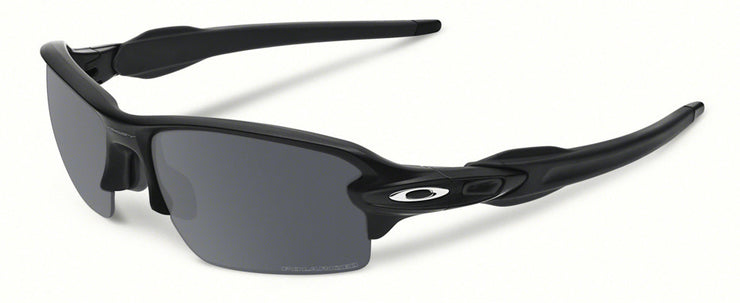 Oakley Flak 2.0 Polarized Wrap Sunglasses