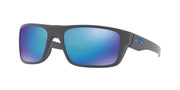 Oakley OO9367-0660 Drop Point Prizm Polarized Wrap Sunglasses