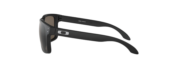 Oakley HOLBROOK XL MT BLK GRY Rectangle Sunglasses