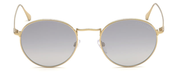 Tom Ford 0649 Ryan Round Sunglasses