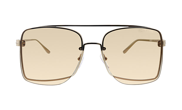 Tom Ford TF 655 28E Pillow Sunglasses