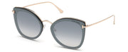 Tom Ford Charlotte Cat-Eye Sunglasses