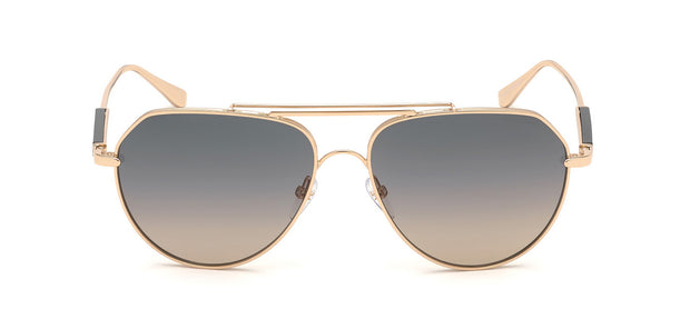 Tom Ford FT0670 6128B Aviator Sunglasses