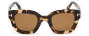 Tom Ford 0659 Pia Rectangle Sunglasses