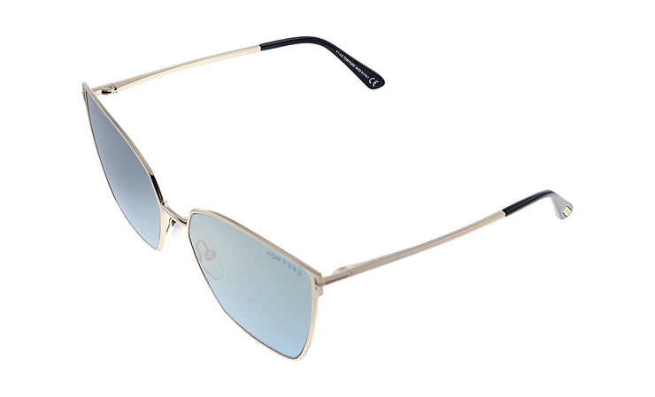 Tom Ford 0653 Helena Cat-Eye Sunglasses