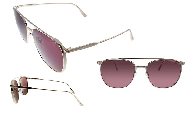 Tom Ford TF 692 28S Pilot Sunglasses