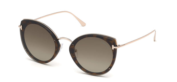 Tom Ford FT0683 6352K Cateye Sunglasses