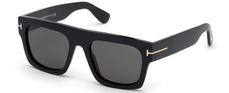 Tom Ford 0711 Fausto Rectangle Sunglasses