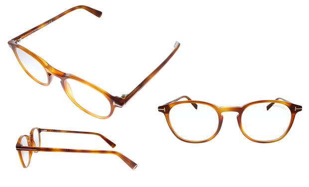 Tom Ford FT 5583B 053 Rectangle Eyeglasses