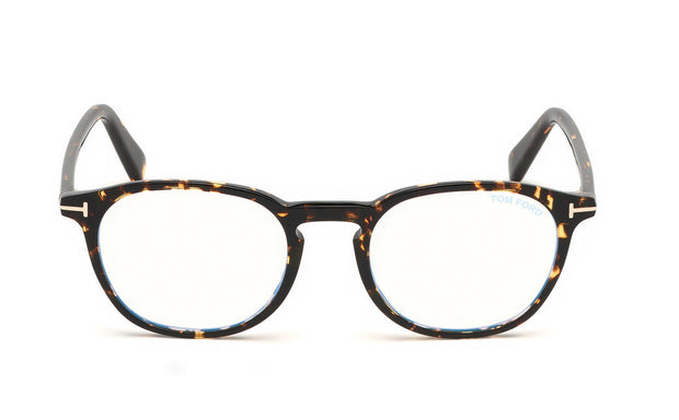 Tom Ford FT5583-B 056 Round Optical Frames