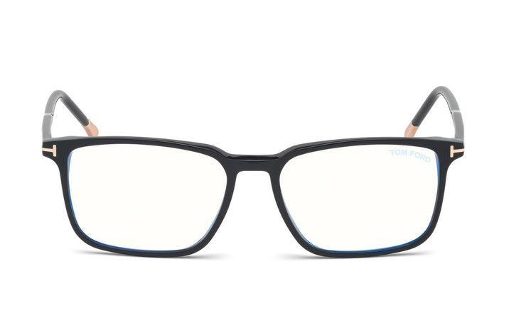 Tom Ford FT5607-B 001 Square Optical Frames