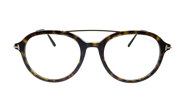 Tom Ford FT 5609B 052 Round Eyeglasses