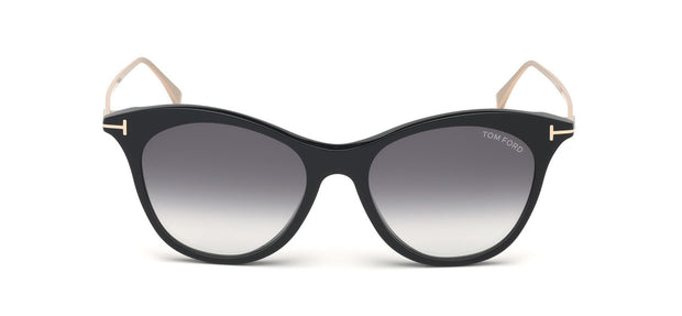 Tom Ford FT0662 5301B Cateye Sunglasses
